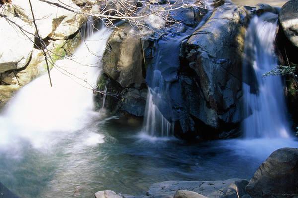 Manzana Wall Art - Photograph - The Triple Waterfall - Manzana Narrows by Soli Deo Gloria Wilderness And Wildlife Photography