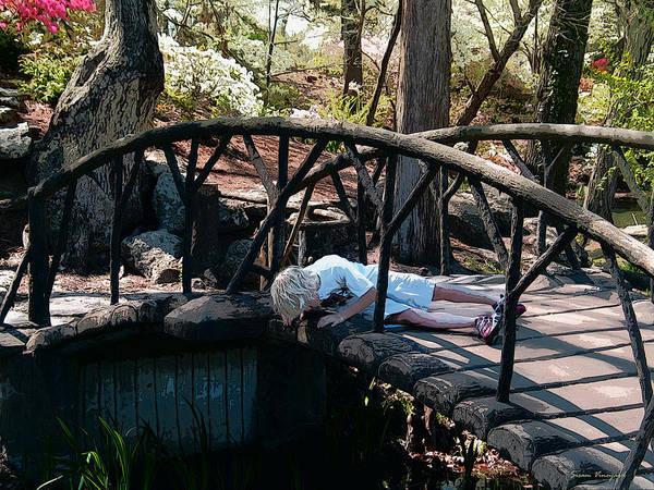 Photograph - The Troll Under The Bridge by Susan Vineyard