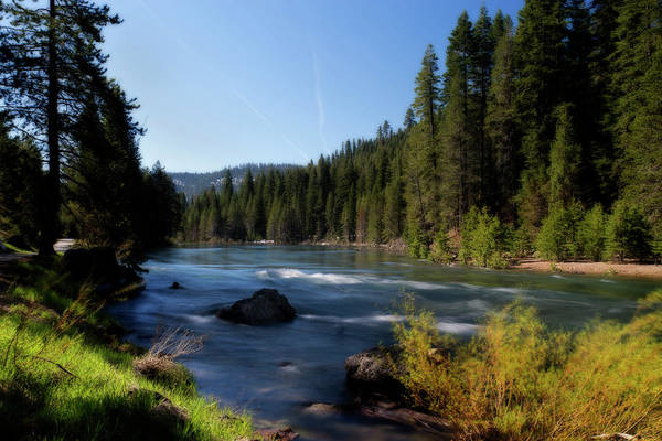 Photograph - The Truckee Is The Sole Outlet Of Lake Tahoe by Dan Friend
