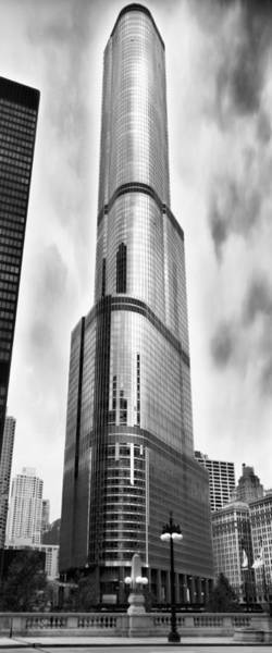 Hotel Photograph - The Trump by Peter Chilelli