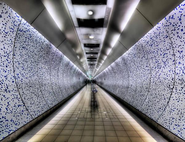Wall Art - Photograph - The Tube by Evelina Kremsdorf