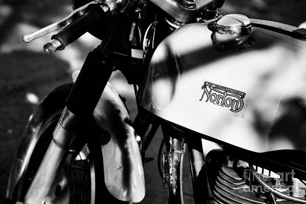 Photograph - The Unapproachable Norton by Tim Gainey