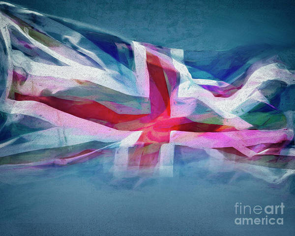 Digital Art - The Union by Edmund Nagele