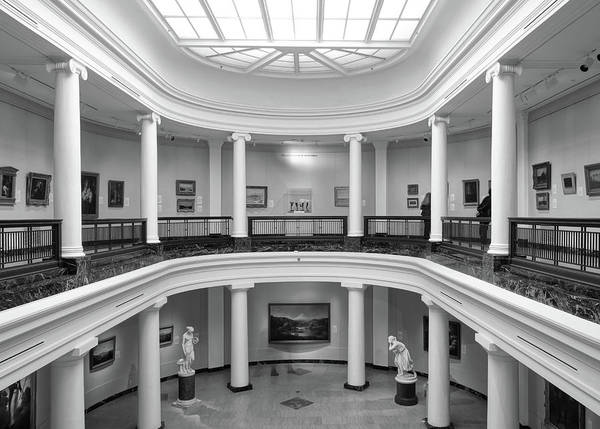 Wall Art - Photograph - The University Of Michigan Museum Of Art by Dan Sproul