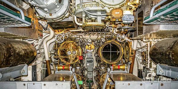 Photograph - The Uss Silversides Forward Torpedo Tubes by Nick Zelinsky