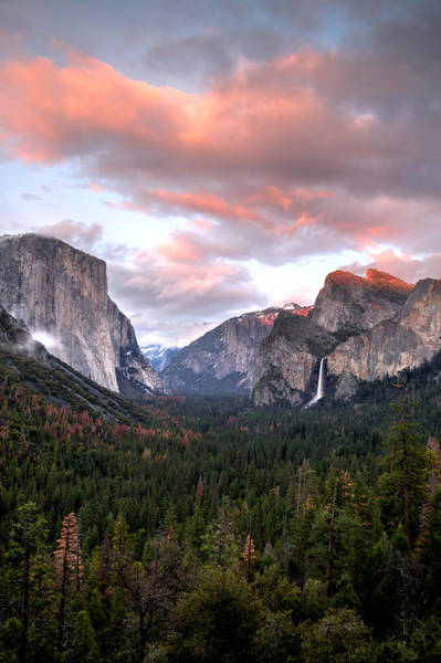 Photograph - The Valley  by David Andersen