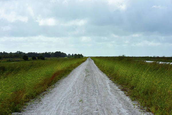 Photograph - The Vanishing Point by Sally Sperry