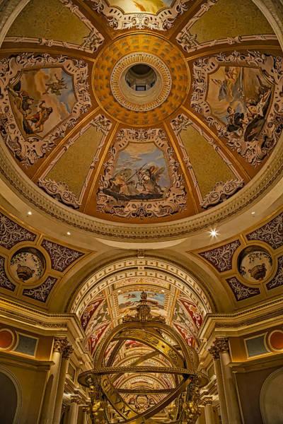 Photograph - The Venetian Las Vegas II by Susan Candelario