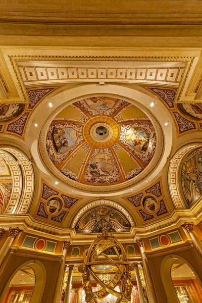 Photograph - The Venetian Las Vegas by Susan Candelario