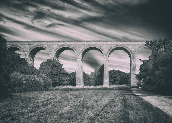 Wall Art - Photograph - The Viaduct by Martin Newman