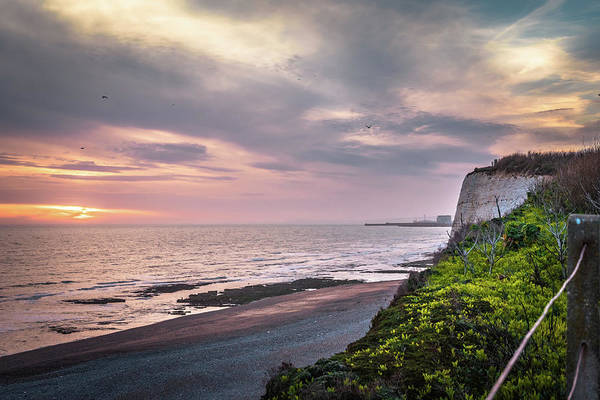 Saltdean Photograph - The View From Above by Marius Comanescu