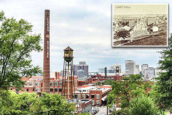 Photograph - The View From Libby Hill by Sharon Popek