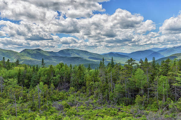 Photograph - The View From The Pemigewasset Overlook by Brian MacLean