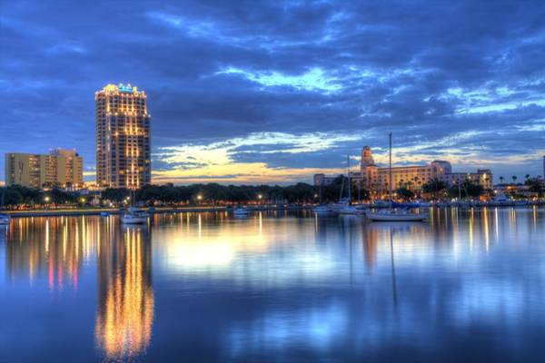St. Petersburg Photograph - The Vinoy II by Bao D