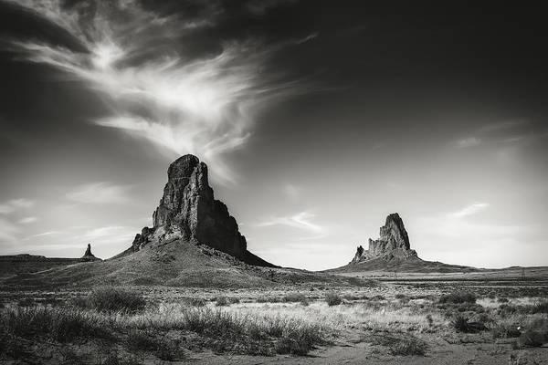 Desert Southwest Digital Art - The Volcano by Eduard Moldoveanu