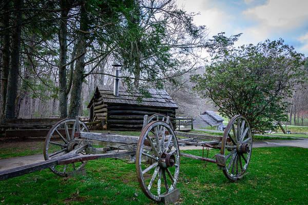 Photograph - The Wagon by Michael Scott