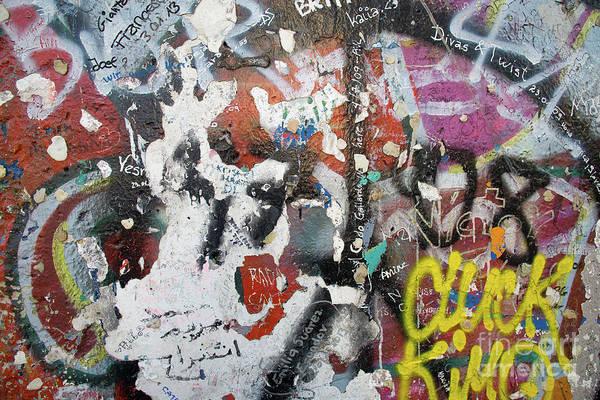The Wall #11 Art Print