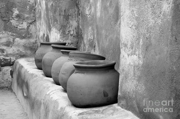 Wall Art - Photograph - The Wall Of Pots by Sandra Bronstein