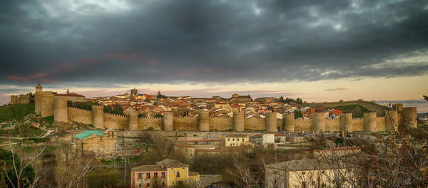 Photograph - The Walls Of Avila by Pablo Lopez