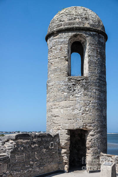 Photograph - The Watchtower by Todd Blanchard