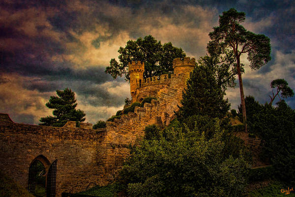 Photograph - The Watchtowers by Chris Lord