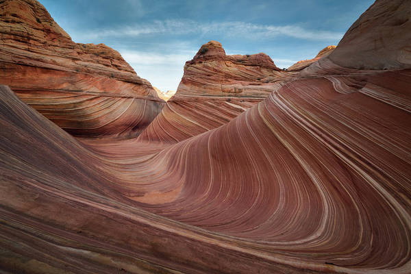 Photograph - The Wave by James Udall
