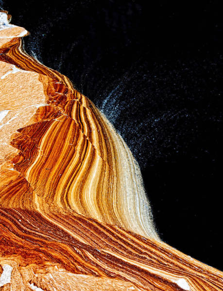 Photograph - The Wave by Louis Dallara