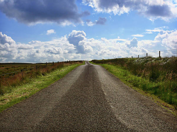 Photograph - The Way Ahead by Colin Clarke