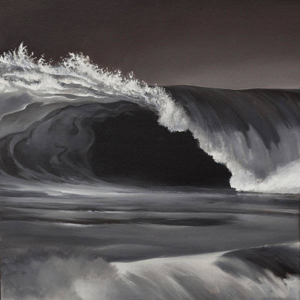 Painting - The Wedge by Cliff Wassmann