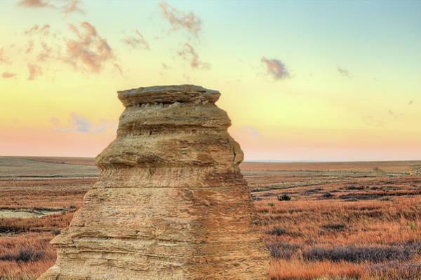 Wall Art - Photograph - The West Kansas Sunrise by JC Findley