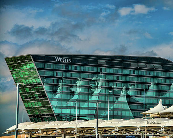 Photograph - The Westin At Denver Internation Airport by Tim Kathka