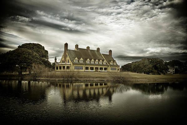 Corolla Photograph - The Whalehead Club by Mark Wagoner
