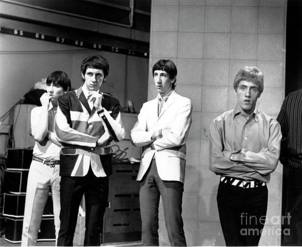 Wall Art - Photograph - The Who 1965 by Chris Walter