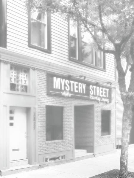 Wall Art - Photograph - Mystery Daze Mystery Street by William Dey