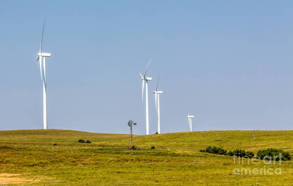 Photograph - The Windmills Of Your Mind by Jon Burch Photography