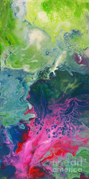 Painting - The Windward Nebula by Sally Trace