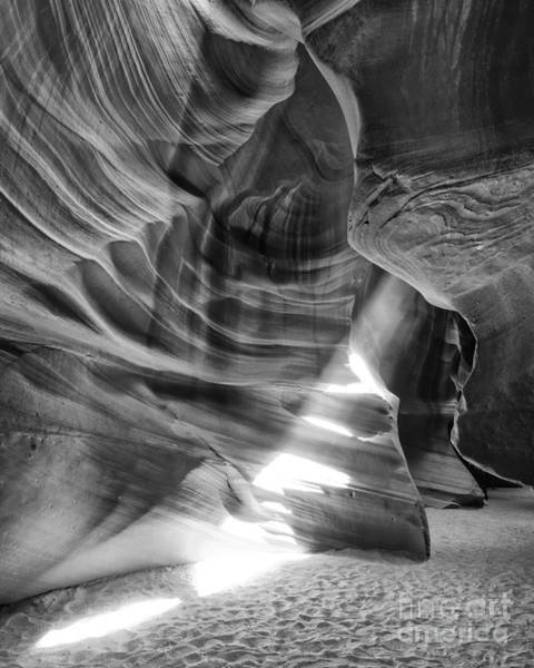 Wall Art - Photograph - The Wizard Antelope Canyon Navajo Nation Page Arizona by Silvio Ligutti