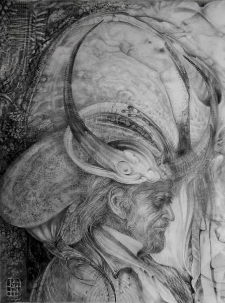 The Wizard Of Earth-sea Art Print