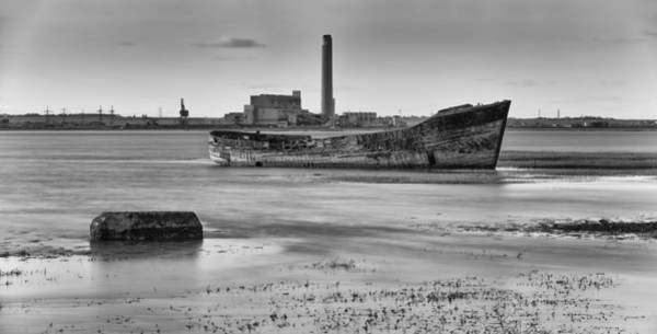 Power Station Wall Art - Photograph - The Wreck Of The Aberdeen by Nigel Jones