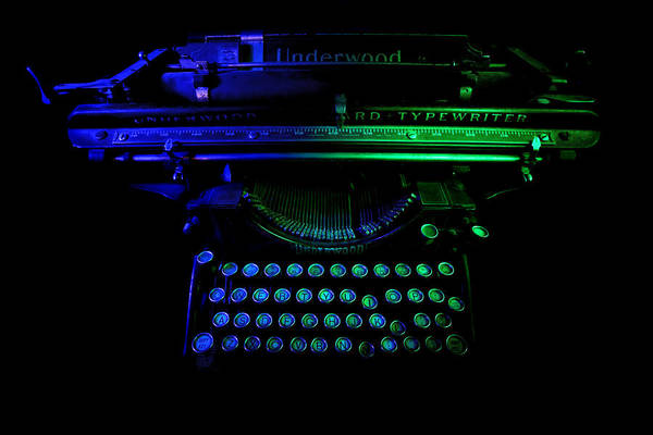 Photograph - The Writing Utensil by David Andersen