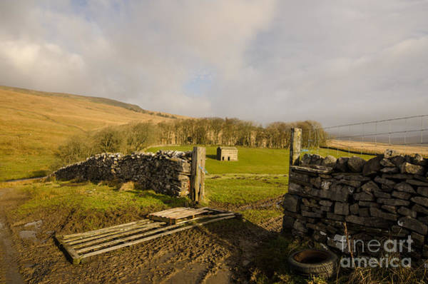 Yorkshire Wall Art - Photograph - The Yorkshire Dales by Smart Aviation