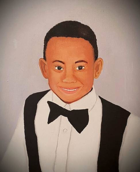 Wall Art - Painting - The Youngest Son by Willy Proctor