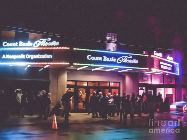 Wall Art - Photograph - Theater Night by Colleen Kammerer