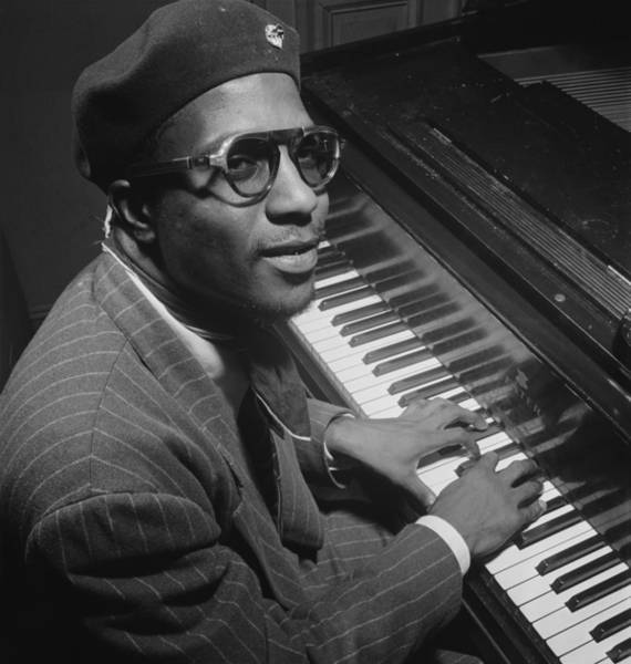 Painting - Thelonious Monk, Minton's Playhouse by Celestial Images