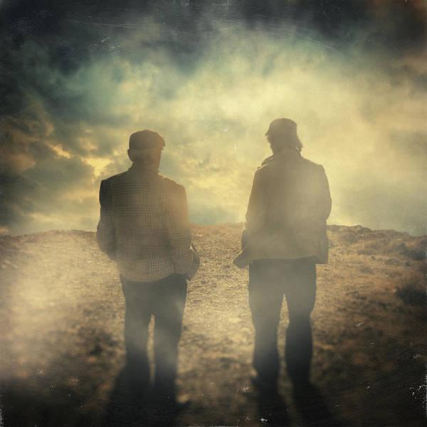 Surrealistic Photograph - Them by Zapista Zapista