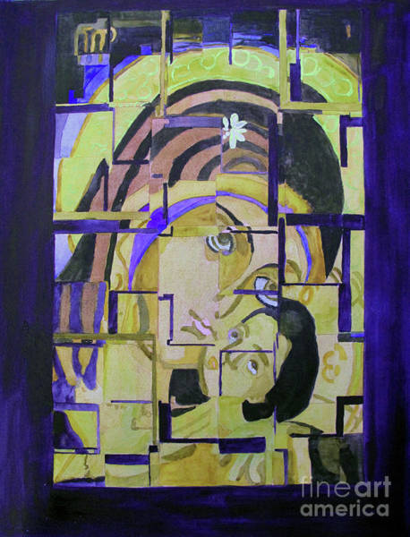 Painting - Theotokos II by Sandy McIntire