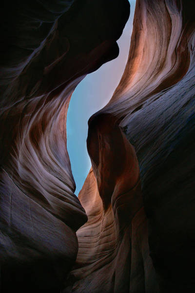 Photograph - There Are Other Slot Canyons In The World Than Antelope  by David Andersen