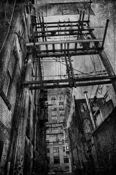 Photograph - There Once Was A City by Theresa Tahara