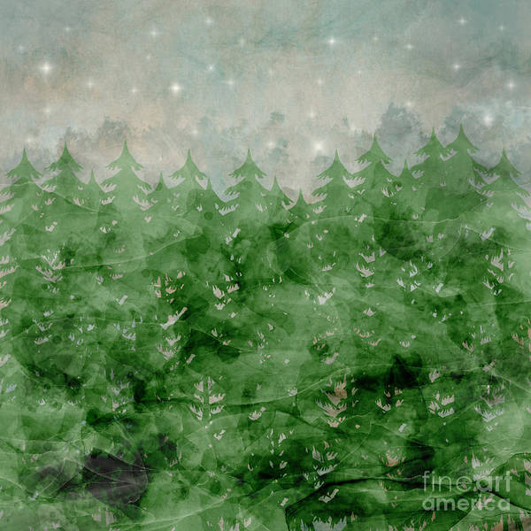 Wall Art - Painting - Theres A Place Stars Go To  by Bri Buckley