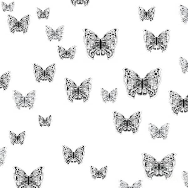 What Is Life Digital Art - They Might Be Butterflies by Helena Tiainen